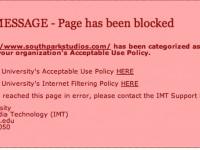 В Интернете орудует вирус-блокировщик сайтов