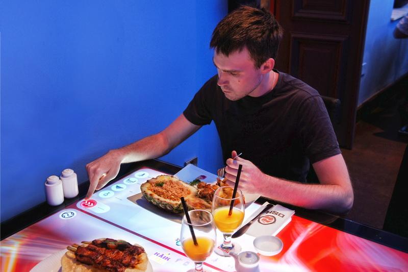 Інтерактивні ресторани