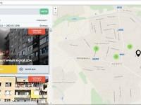Создана онлайн-платформа для отслеживания разрушений на Донбассе