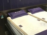 «Умная» кровать приспосабливается под спящего на ней человека