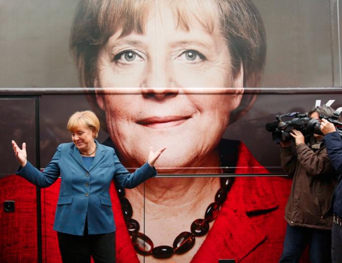 Ангеле Меркель наплевать на объективацию. И вам стоит  брать с неё пример