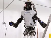 Новая версия робота Atlas умнее и умелее предыдущей