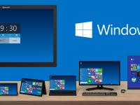 Microsoft выложила в Сеть Windows 10 Technical Preview