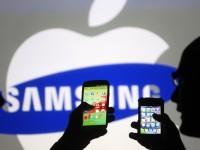 Samsung и Apple поделили рынок смартфонов