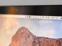 Шесть советов по организации панели меню в Mac