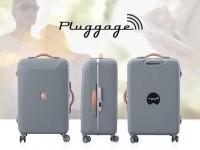 Французы выпустили «умный» чемодан, напичканный электроникой