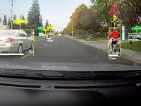 NVIDIA представила интеллектуальную автомобильную систему