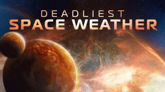 Передача Крайности космической погоды