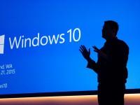 "Microsoft показала ""десятку"""