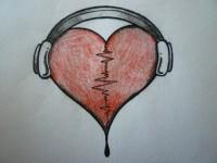 Новое приложение создаёт музыку из ритма сердцебиения