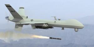 """DARPA учит боевых дронов охотиться """"стаями"""""""