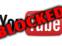 В России из-за сбоя оказался заблокирован видеохостинг YouTube