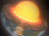 У Земли обнаружено второе ядро с необычными свойствами