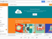 Google увеличила лимит бесплатной музыки в Google Play Music