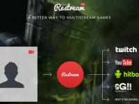 В Украине появился стриминговый сервис Restream с поддержкой 15 видеоплатформ