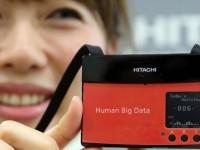 Hitachi изобрела «измеритель счастья» сотрудника