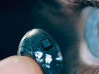 В Швейцарии создали «умные» линзы, усиливающие зрение человека