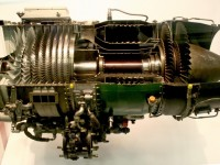 Полноценный реактивный двигатель распечатали на 3D-принтере