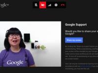 Google запустила видеоконсультации в онлайн-магазине Google Play