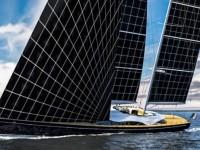 Итальянцы спроектировали яхту на солнечных парусах
