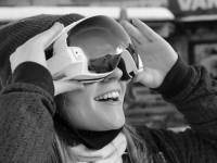 Созданы первые очки с дополненной реальностью специально для горнолыжников