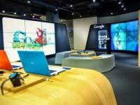 Google открыла свой первый магазин по эту сторону экрана