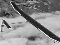 Начался первый в мире кругосветный перелёт на самолете без топлива