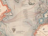 Опубликована подробная карта подводных межконтинентальных интернет-магистралей