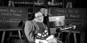 «Коротка історія часу» Стівена Хокінга тепер доступна онлайн українською мовою