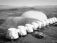 Відео: Mars One — зустріч з потенційними учасниками експедиції