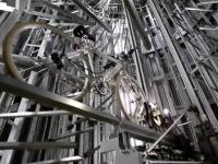 Как технологии помогают создавать необычные велопарковки