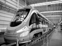 Учёные Китая создали трамвай на водородном топливе