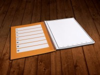"Блокнот Rocketbook передаёт заметки с бумаги в ""облако"""