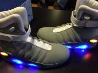 В Германии успешно испытали кроссовки с автоматической шнуровкой