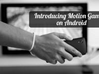 Игра Rolocule превращает Android-смартфон в игровой контроллер для игры в теннис