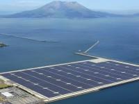 В Японії запрацювали перші сонячні електростанції на воді з панелями Kyocera