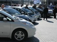 26 машин и одно электричество — отчёт о киевском электроавтопробеге