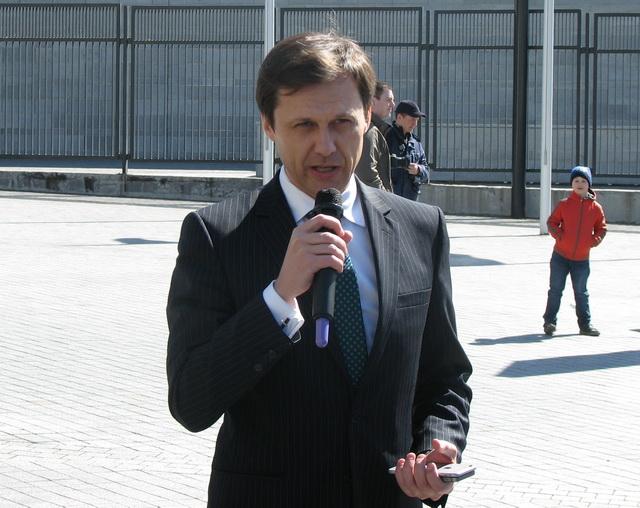 Игоря Шевченко, министр экологии Украины: «В моем лице вы найдете убедительного сторонника электрического транспорта»
