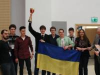 Українські студенти-фізики виграли міжнародний турнір у Варшаві