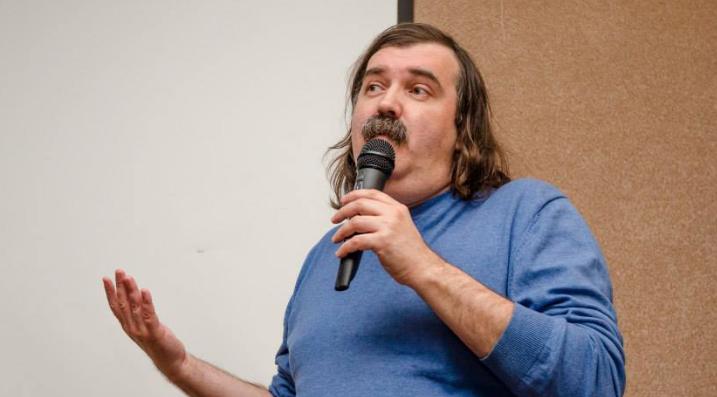 Александр Ольшанский, глава оргкомитета iForum: «Лично я бы инвестировал в новые источники энергии»