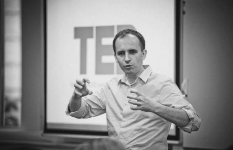 Роман Зінченко, Greencubator: «Розумне місто — це рядки коду. І про це теж говоритимемо на iForum»