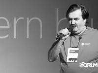 Видео: Открытие iForum-2015 — Александр Ольшанский, Андрей Садовой