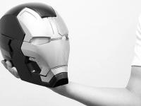Для гиков выпустят Bluetooth-колонку в форме шлема Железного Человека