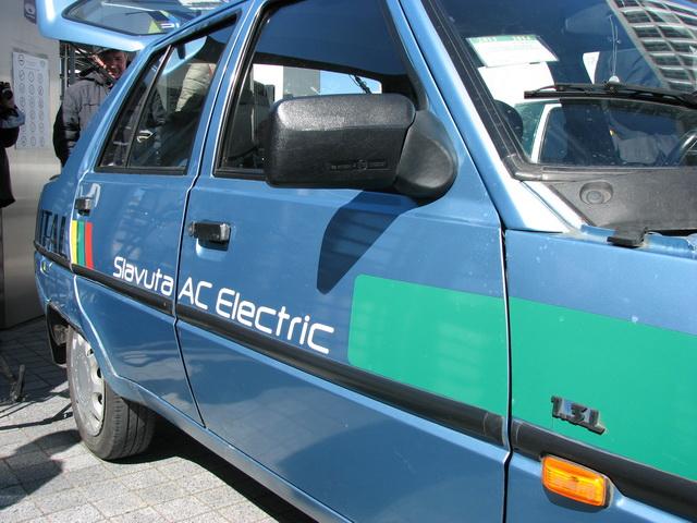 Около трети автомобилей, участвовавших в пробеге, были самодельными или переделанными из обычных бензиновых машин