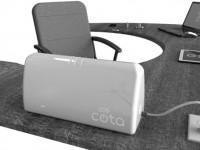 Ossia представила прототип беспроводной зарядки Cota с радиусом действия до 9 метров