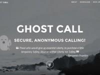 Недоступная для прослушивания программа Ghost Call посоревнуется со Skype