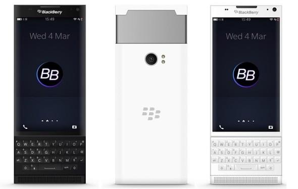 Пока что неопознанные новинки от BlackBerry