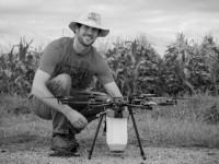 В Австралии придумали беспилотник для распыления полезных насекомых