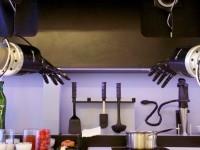 Как устроен современный робот-повар