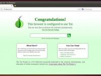 Разработчики Tor Browser представили стабильный релиз версии 4.5.